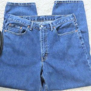 Men's 5 Pocket 560 Comfort Fit Levi Jeans